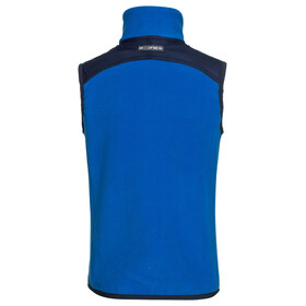VAUDE Racoon Fleece Vest Kids blue